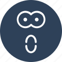 baffled emoticon, emoticons, sad, smiley icon