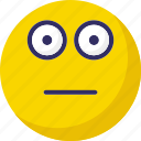 dull, emoticons, face smiley, smiley icon