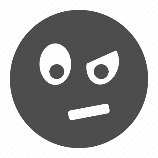 angry, emoticon, emoticons, face, mad, smiley, smiley face icon
