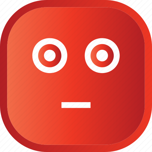 annoying, emoji, face, facial, red, smiley icon