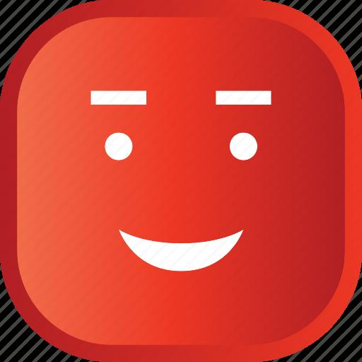 emoji, face, facial, happy, smiley icon