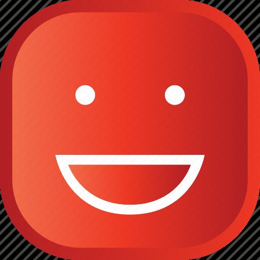 emoji, face, facial, laugh, smiley icon