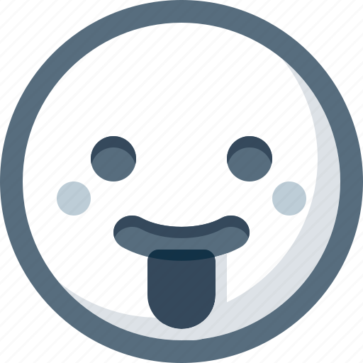 Cheeky, emoticon, face, smile, smiley, tongue icon - Download on Iconfinder