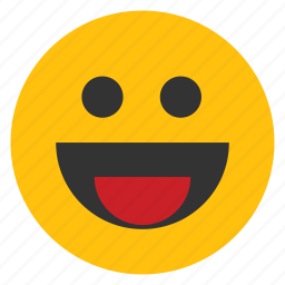 emoticons, happy smiley, smiley icon