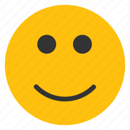 emoticons, happy smiley, smile, smiley, smiling face icon