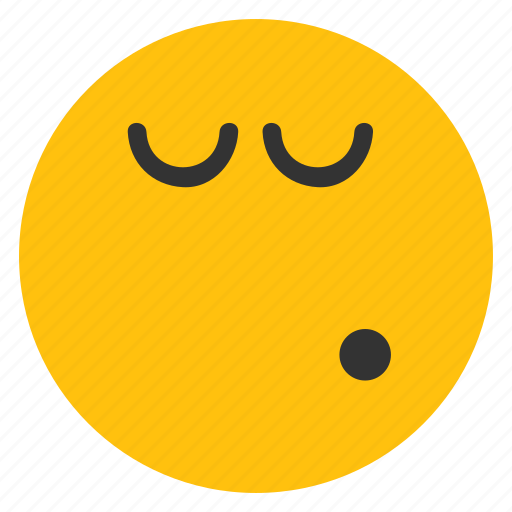 emoticons, sleeping, sleepy, smiley, tired icon