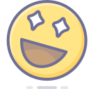 emoji, emotion, smiley icon