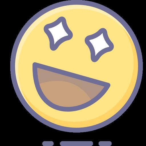 emoji, emotion, smiley icon