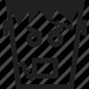 design, emotion, face, feel, halloween, web icon