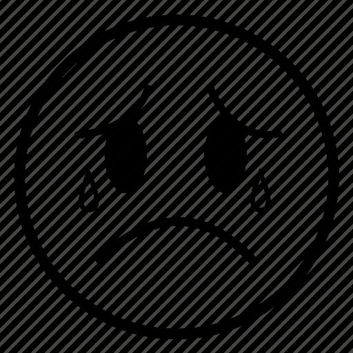 depressed, emotional expression, emotions, expression, masterpiece icon