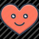 affection, friendship, heart, impulse, love, romance, valentine