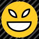 emotion, smily, face, feeling, expression, essential, emoji icon