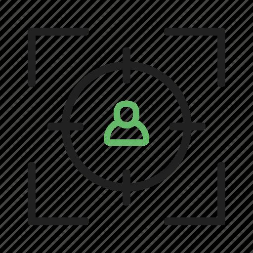 Job, management, marketing, resources, supervision, target, workforce icon - Download on Iconfinder