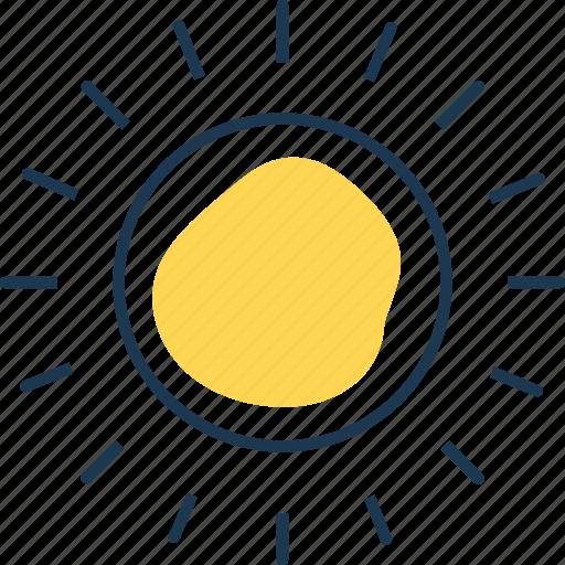 energy, green, heating, hot, power, sun, sunshine icon
