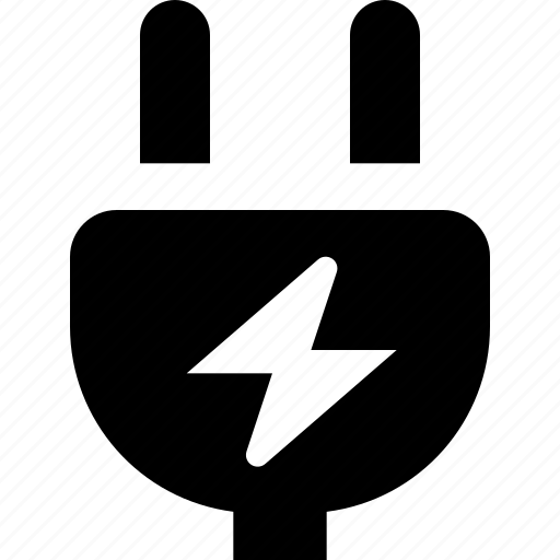 electric, plug icon