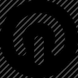 circle, off, power icon