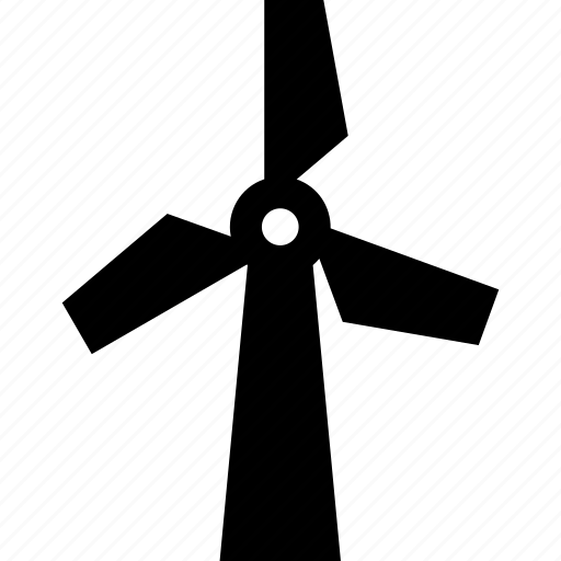 Energy, power, turbine, wind icon - Download on Iconfinder