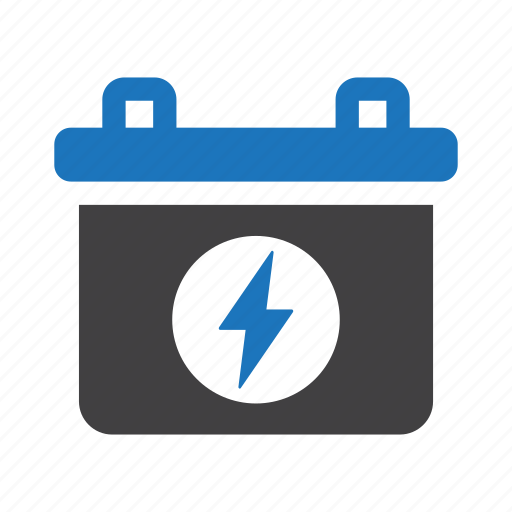 Battery, car, power icon - Download on Iconfinder