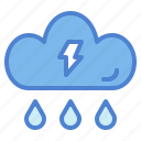 meteorology, rainy, storm, weather