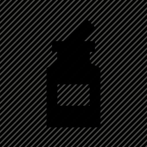beer bottle, bottle, liquor, vodka, wine bottle icon