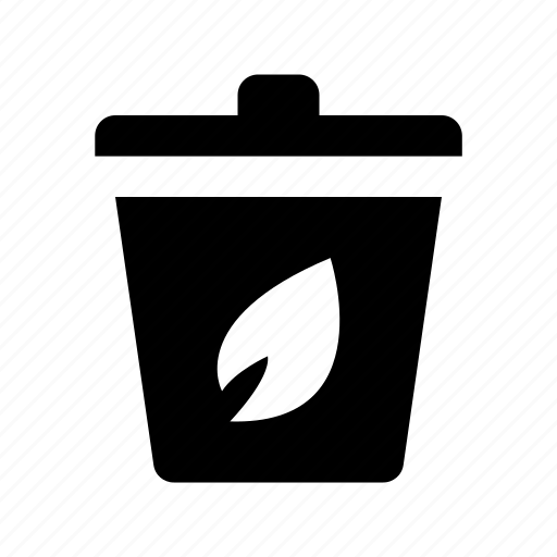 ashcan, garbage can, recycle bin, trash can, waste bin icon