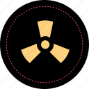 energy, gas, toxic, warning icon