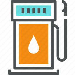diesel, fuel, gas, petrol, pump, station, tank icon