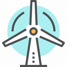 alternative, energy, generator, power, pylon, tower, wind icon