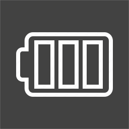 battery, cells, charging, energy, power, storage, supply icon