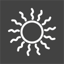 energy, solar, summer, sun, sunlight, sunshine, weather icon