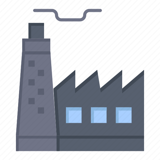 Building, construction, factory, industrey icon - Download on Iconfinder