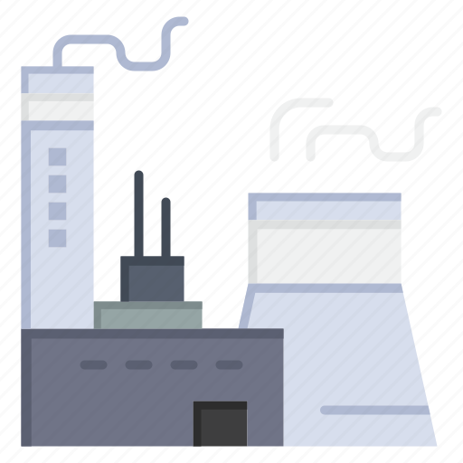 Building, construction, factory, industry icon - Download on Iconfinder