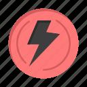 bolt, industry, light, power, voltage