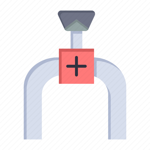 Gas, line, pipe, pipeline icon - Download on Iconfinder
