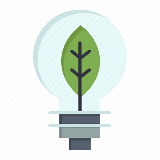 Bulb, nature, of, power icon - Download on Iconfinder