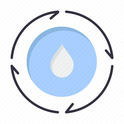 Energy, nature, power, water icon - Download on Iconfinder