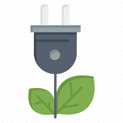 Biomass, energy, plug, power icon - Download on Iconfinder
