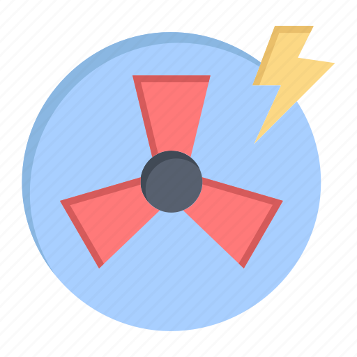 Energy, factory, fan, power icon - Download on Iconfinder