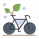 cycle, eco, environment, friendly, plant