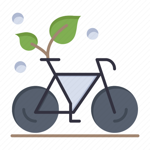 Cycle, eco, environment, friendly, plant icon - Download on Iconfinder