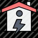 enrgy, home, house, power