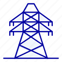 electrical, energy, tower, transmission