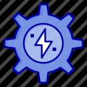 energy, gear, power, solar