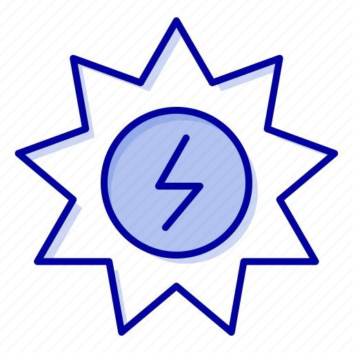 Energy, power, solar icon - Download on Iconfinder