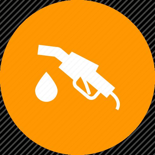 energy, fuel, gas, gasoline, oil, petrol, pump icon