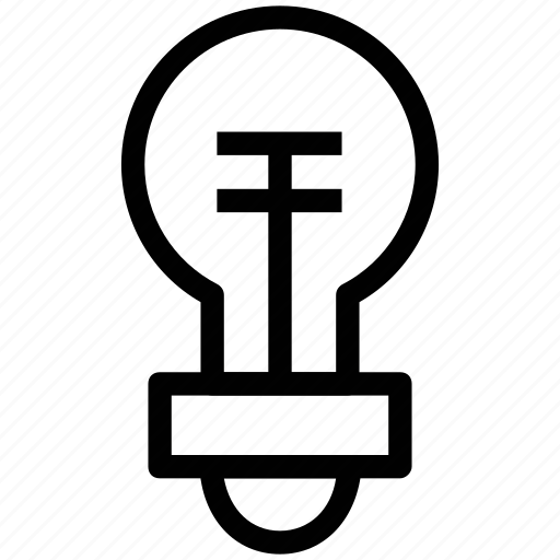 bulb, electric, electric bulb, electricity, filament, illumination, light icon