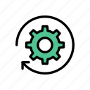 cogwheel, gear, machinery, setting, tools