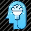 engineering, idea, solution, thinking icon