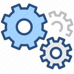 configuration, engineering, gear, options, preferences, settings icon