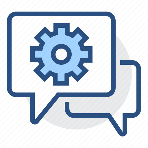 chat, customer, help, service, support, talk, tech icon